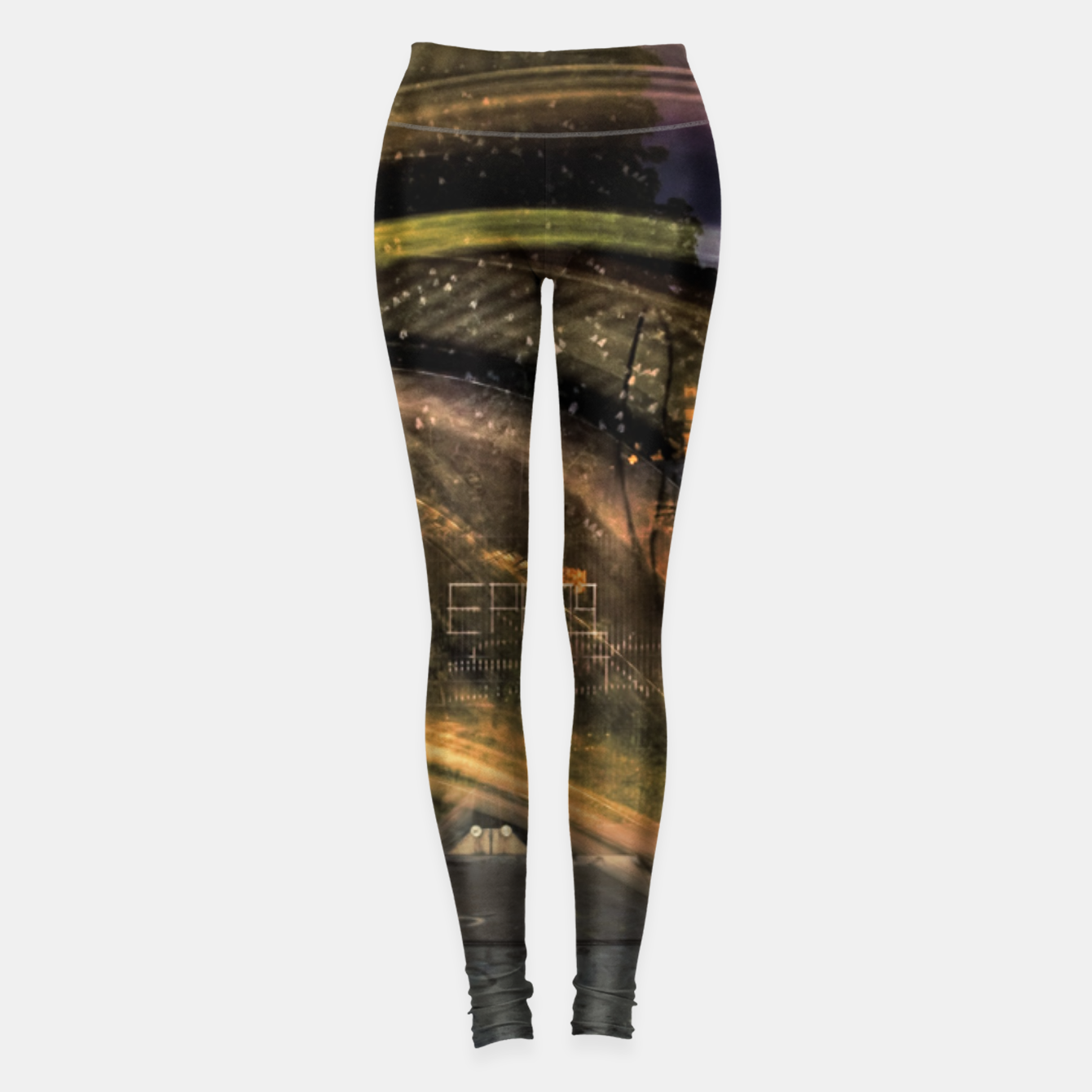 Image of Traces Leggings - Live Heroes