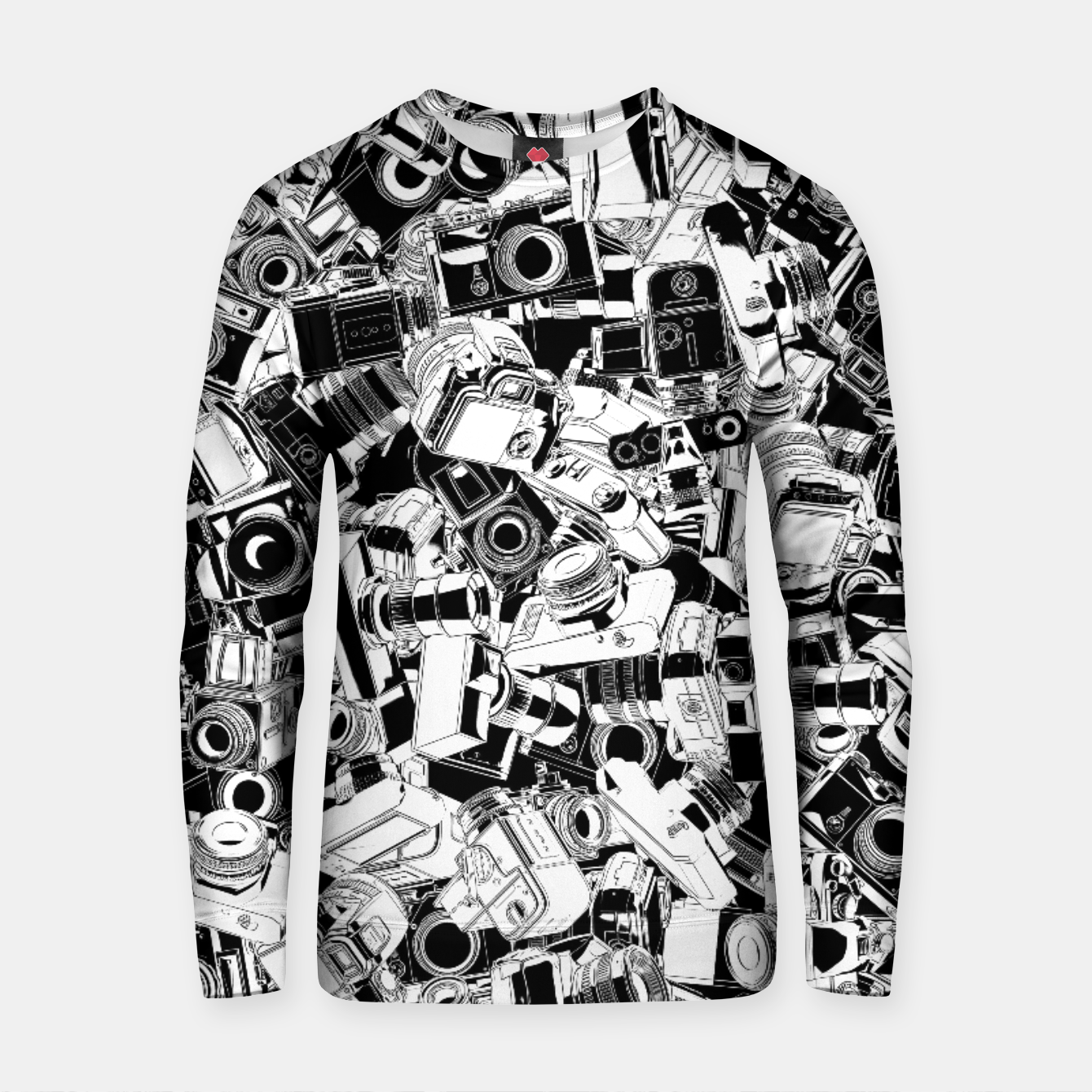 Image of Shutterbug Cotton sweater - Live Heroes