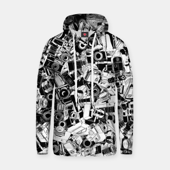 Thumbnail image of Shutterbug Cotton hoodie, Live Heroes