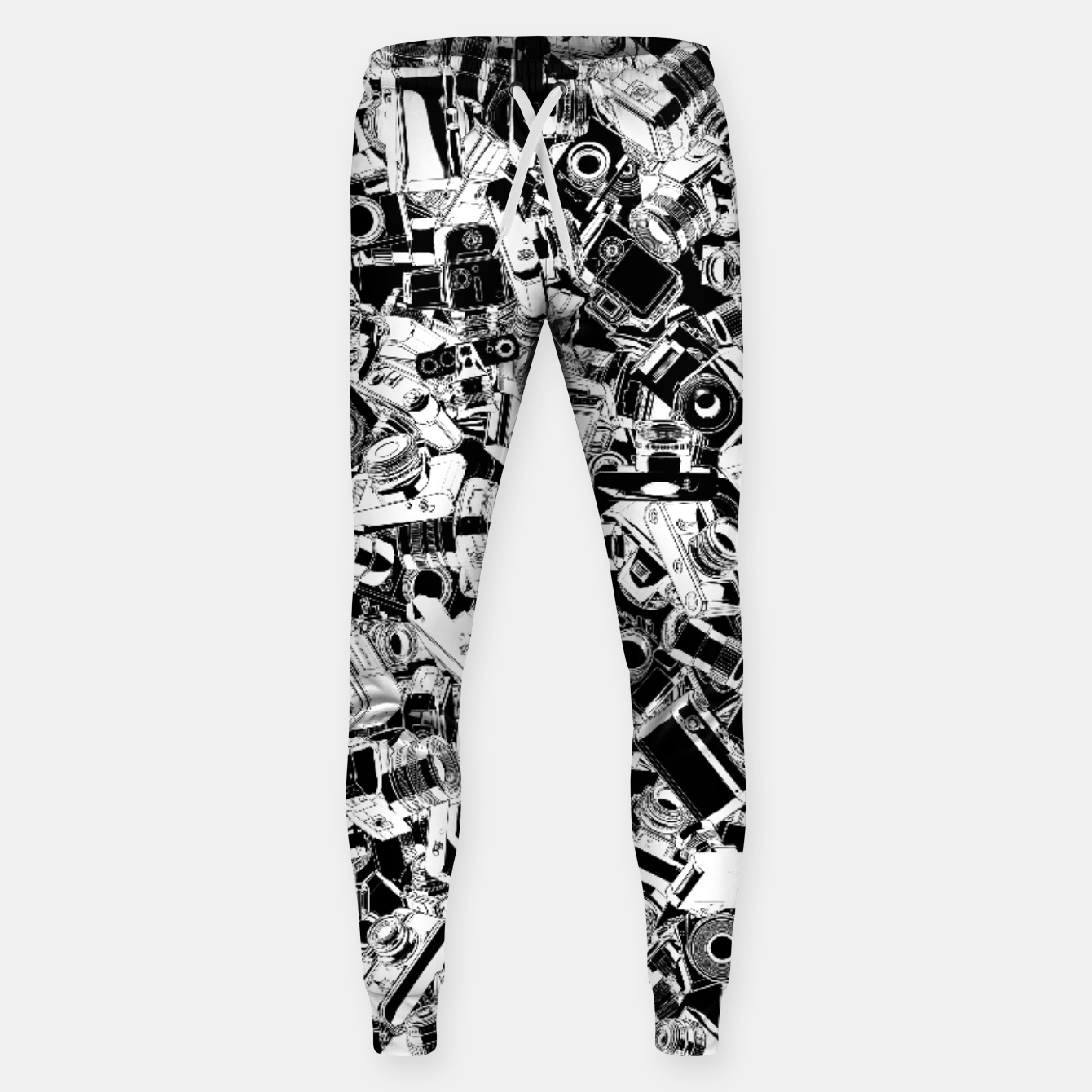 Image of Shutterbug Cotton sweatpants - Live Heroes