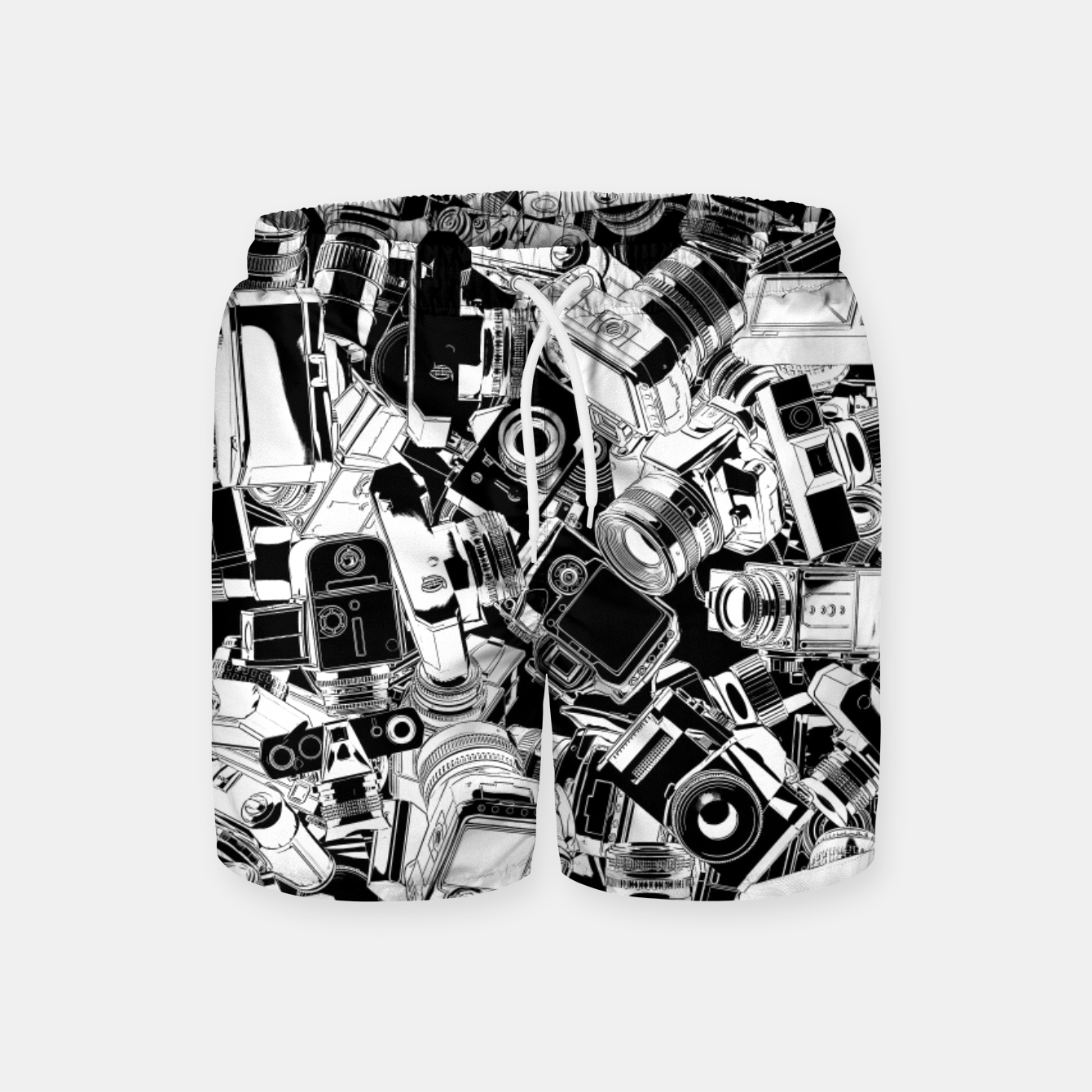 Image of Shutterbug Swim Shorts - Live Heroes