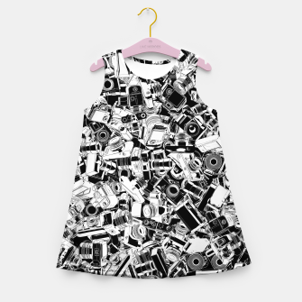 Shutterbug Girl's summer dress thumbnail image
