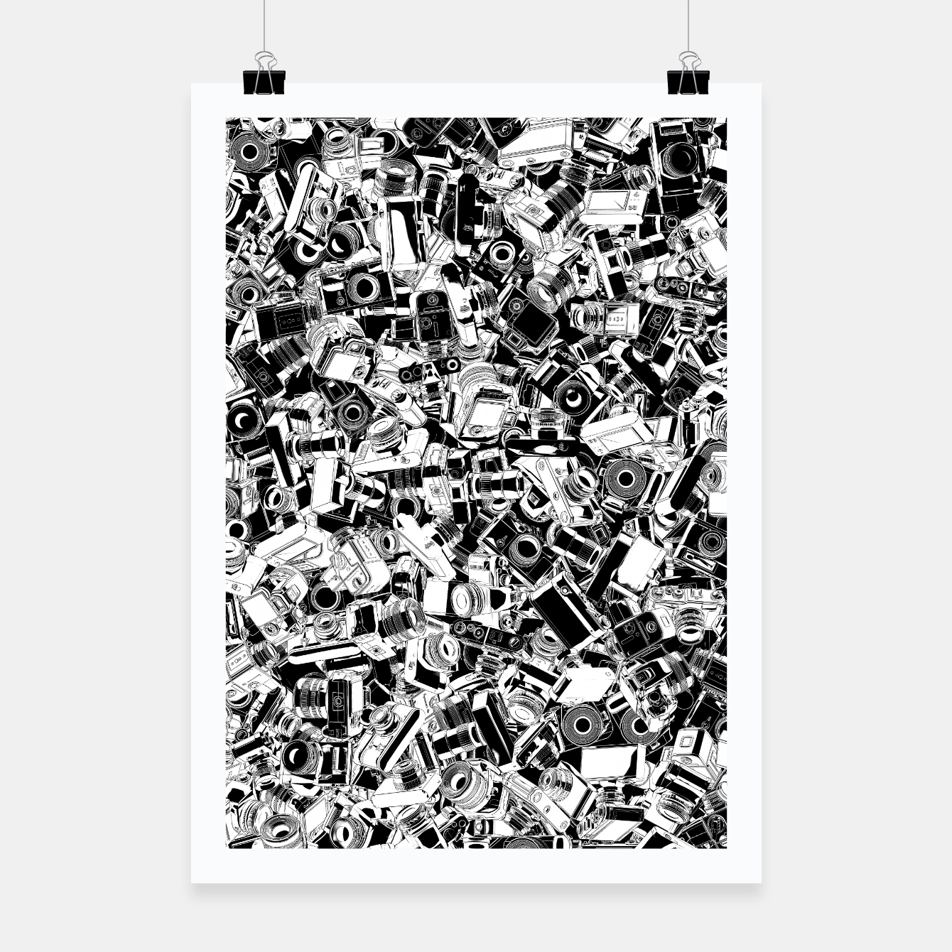 Image of Shutterbug Poster - Live Heroes
