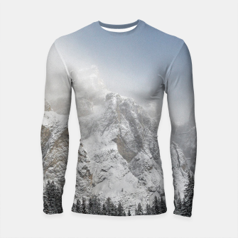 Thumbnail image of Sugar Mountains Longsleeve rashguard , Live Heroes