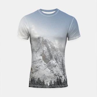 Thumbnail image of Sugar Mountains Shortsleeve rashguard, Live Heroes