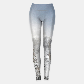 Thumbnail image of Sugar Mountains Leggings, Live Heroes