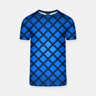 Thumbnail image of Blue Blend T-shirt, Live Heroes