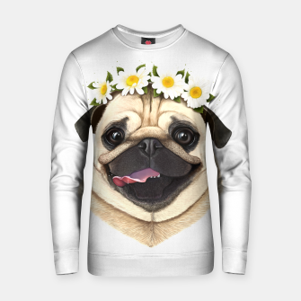 Thumbnail image of Pug Cotton sweater, Live Heroes