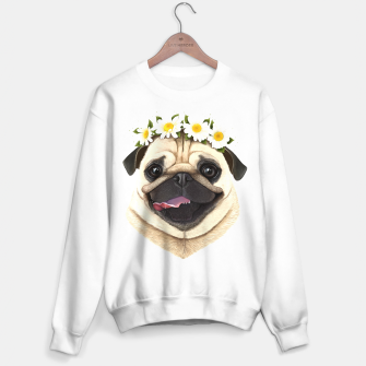 Miniaturka Pug Sweater regular, Live Heroes