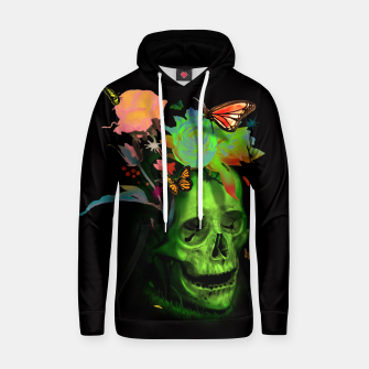 Thumbnail image of Rebirth Cotton hoodie, Live Heroes