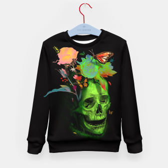 Thumbnail image of Rebirth Kid's sweater, Live Heroes