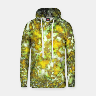 Thumbnail image of Under the yellow ocean Cotton hoodie, Live Heroes