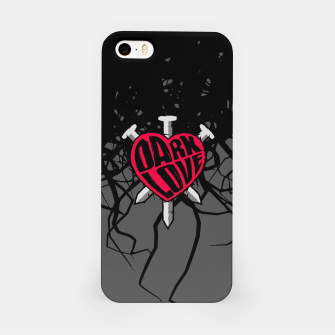 Dark Love iPhone Case thumbnail image