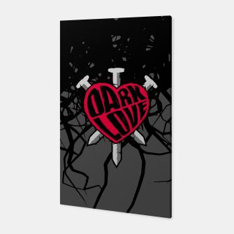 Dark Love Canvas thumbnail image