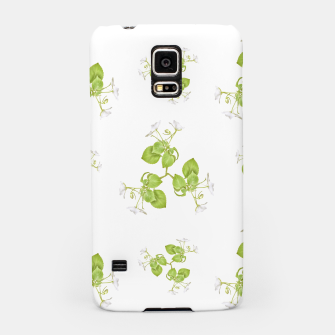 Thumbnail image of Photographic Floral Decorative Pattern Samsung Case, Live Heroes