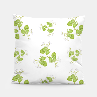 Thumbnail image of Photographic Floral Decorative Pattern Pillow, Live Heroes