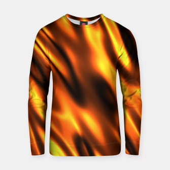 Thumbnail image of Fire Flame Blaze Hot Cotton sweater, Live Heroes