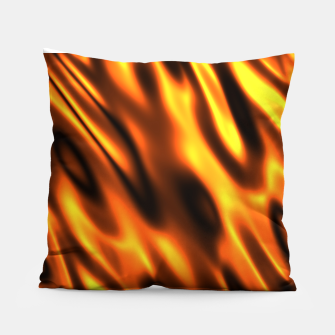 Thumbnail image of Fire Flame Blaze Hot Pillow, Live Heroes