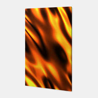 Thumbnail image of Fire Flame Blaze Hot Canvas, Live Heroes