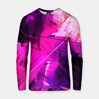 Thumbnail image of Rebellious Reflections - Geometric Abstract Art Unisex sweater, Live Heroes