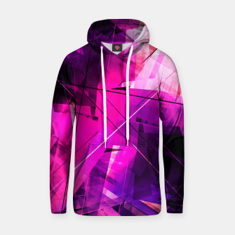 Thumbnail image of Rebellious Reflections - Geometric Abstract Art Hoodie, Live Heroes
