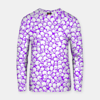 Thumbnail image of Gothic Crowd ULTRA VIOLET Cotton sweater, Live Heroes