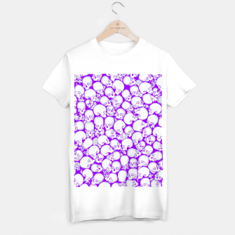 Thumbnail image of Gothic Crowd ULTRA VIOLET T-shirt regular, Live Heroes