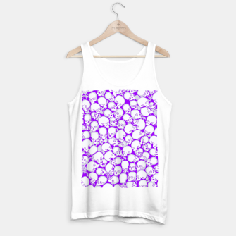 Thumbnail image of Gothic Crowd ULTRA VIOLET Tank Top regular, Live Heroes