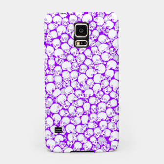 Thumbnail image of Gothic Crowd ULTRA VIOLET Samsung Case, Live Heroes