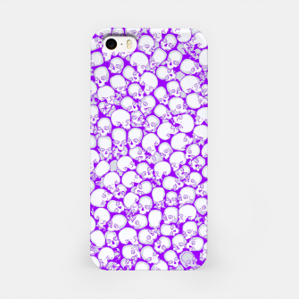 Thumbnail image of Gothic Crowd ULTRA VIOLET iPhone Case, Live Heroes