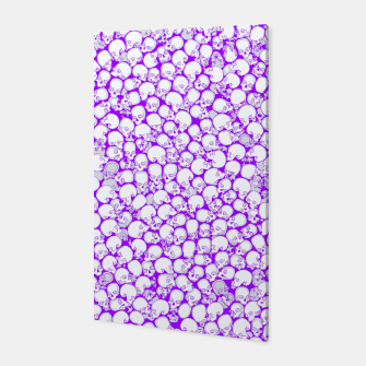 Thumbnail image of Gothic Crowd ULTRA VIOLET Canvas, Live Heroes