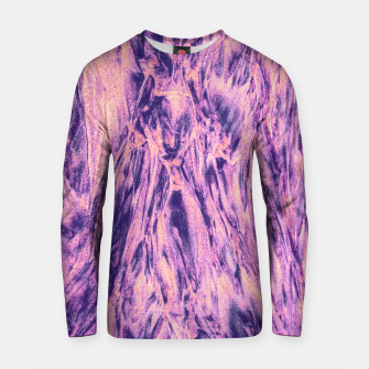 Thumbnail image of STREAM / ultra violet Cotton sweater, Live Heroes