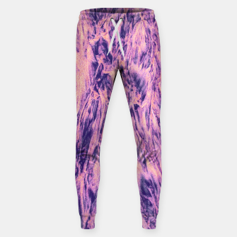 Thumbnail image of STREAM / ultra violet Cotton sweatpants, Live Heroes