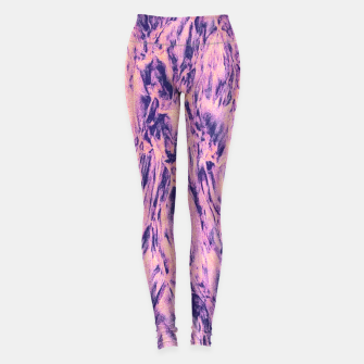 Thumbnail image of STREAM / ultra violet Leggings, Live Heroes
