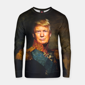 Miniaturka General Trump Cotton sweater, Live Heroes