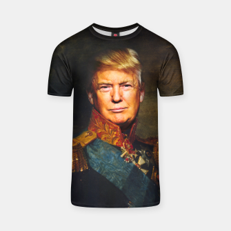 Miniature de image de General Trump T-shirt, Live Heroes