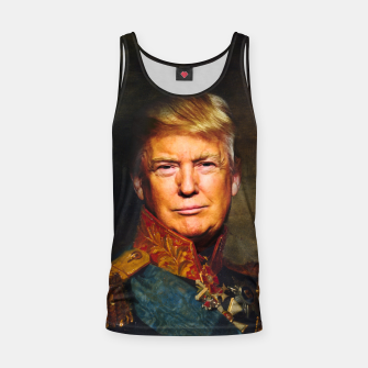 Miniature de image de General Trump Tank Top, Live Heroes