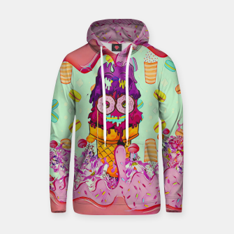 Miniature de image de Ice Cream Cotton hoodie, Live Heroes