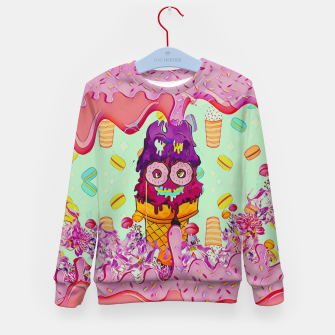 Miniaturka Ice Cream Kid's sweater, Live Heroes