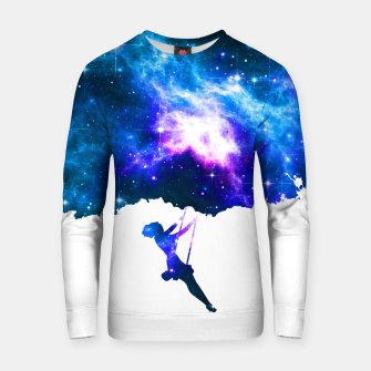 Miniatur Swing in the Galaxy Cotton sweater, Live Heroes