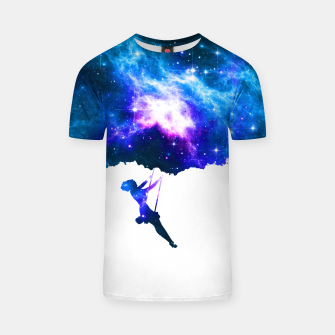 Miniatur Swing in the Galaxy T-shirt, Live Heroes