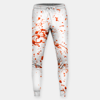 Thumbnail image of Butcher Cotton sweatpants, Live Heroes