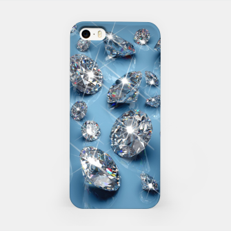Miniature de image de Shine bright like a diamond iPhone Case, Live Heroes