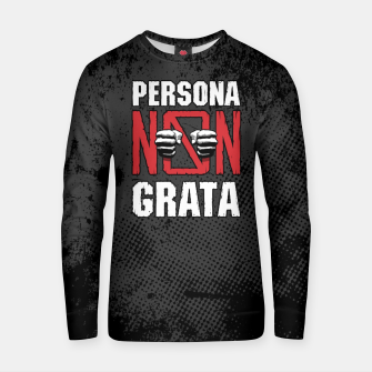 Thumbnail image of Persona Non Grata Cotton sweater, Live Heroes