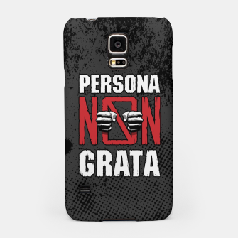 Thumbnail image of Persona Non Grata Samsung Case, Live Heroes