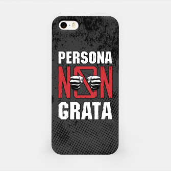 Thumbnail image of Persona Non Grata iPhone Case, Live Heroes