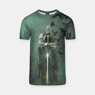 Thumbnail image of Creatures of the Relm  - Fantasy Fairy Tales T-shirt, Live Heroes