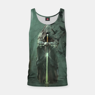 Thumbnail image of Creatures of the Relm  - Fantasy Fairy Tales Tank Top, Live Heroes