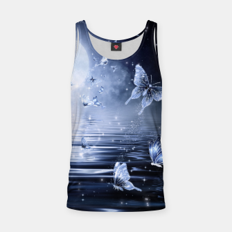 Thumbnail image of Butterfly Lake - Fantasy Fairy Tales Tank Top, Live Heroes