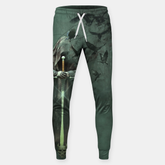 Thumbnail image of Creatures of the Relm  - Fantasy Fairy Tales Cotton sweatpants, Live Heroes